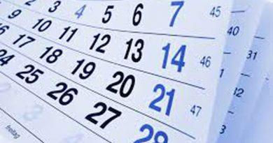 Kalender en Agenda 2019