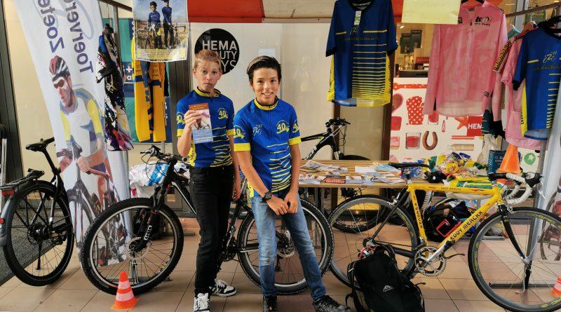 Nieuw fietsseizoen start met Kennismakingscursus jeugd