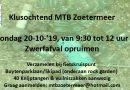 KLusochtend Buytenpark-MTBparcours