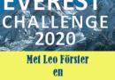 Everest Challange met Leo Förster en Jeroen van Keulen